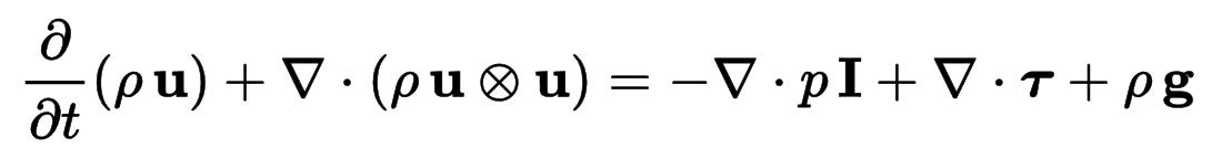 Équation de Navier-Stokes
